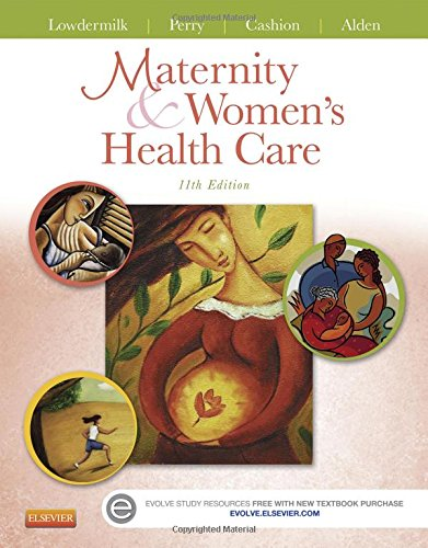 book Maternity and Women\'s Health Care, 11e