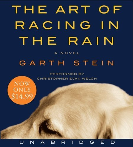 book The Art of Racing in the Rain Low Price CD by Stein, Garth (Unabridged Edition) [AudioCD(2009)]