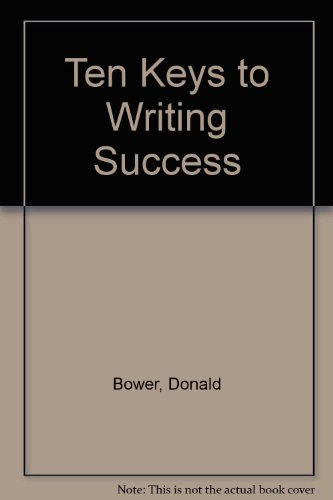 book Ten Keys to Writing Success
