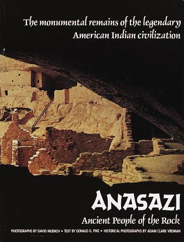 book Anasazi: Ancient People of the Rock
