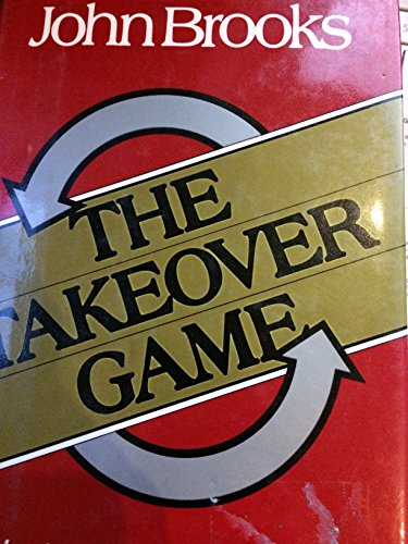 book The Takeover Game