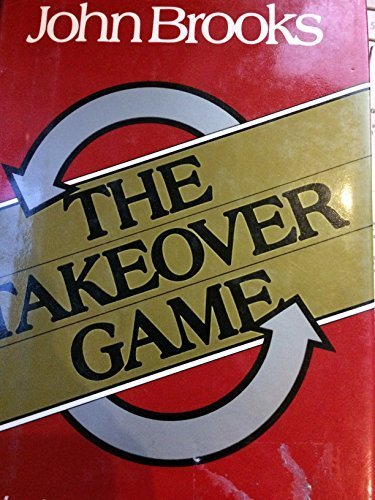 book The Takeover Game Hardcover September 28, 1987