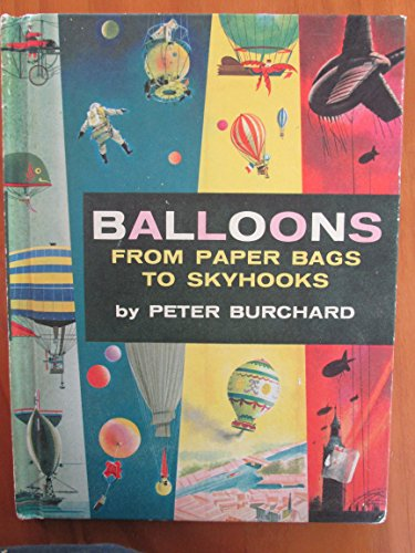 book BALLOONS From Paper Bags to Skyhooks