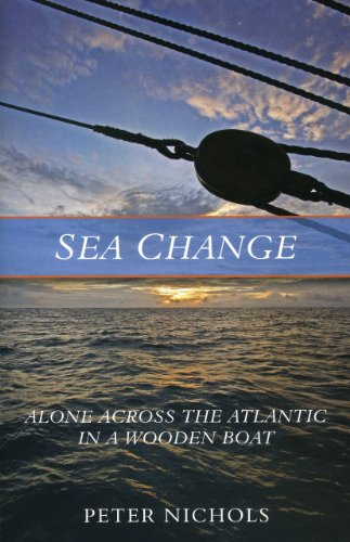 book Sea Change: Alone Across the Atlantic in a Wooden Boat