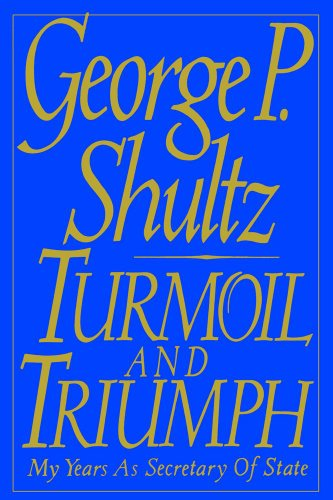 book Turmoil and Triumph: Diplomacy, Power, and the Victory of the American Ideal