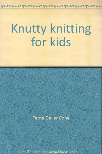 book Knutty knitting for kids