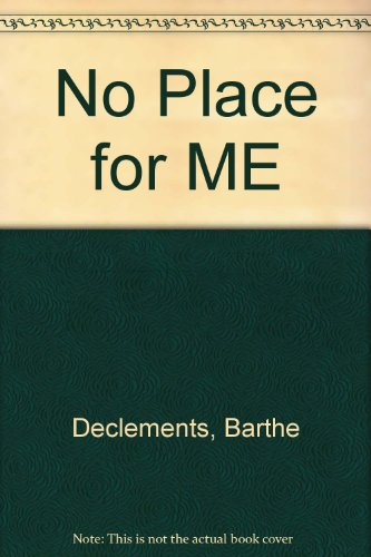 book No Place for Me