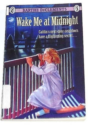 book Wake Me at Midnight by DeClements Barthe (1993-10-01) Paperback