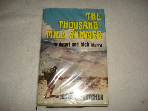 book The Thousand Mile Summer