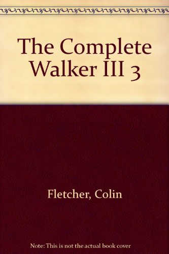 book The Complete Walker III 3