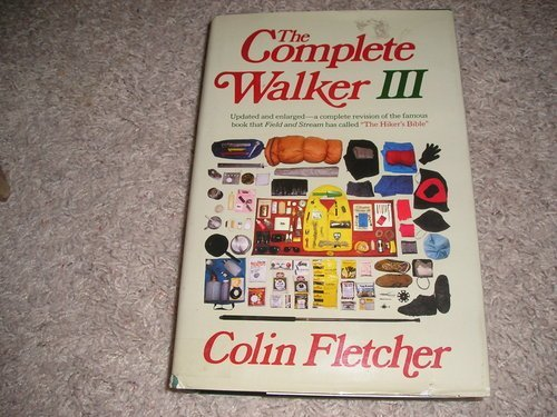 book Complete Walker III Hardcover May 12, 1984