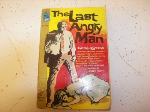 book The Last Angry Man