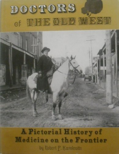 book Doctors of the Old West