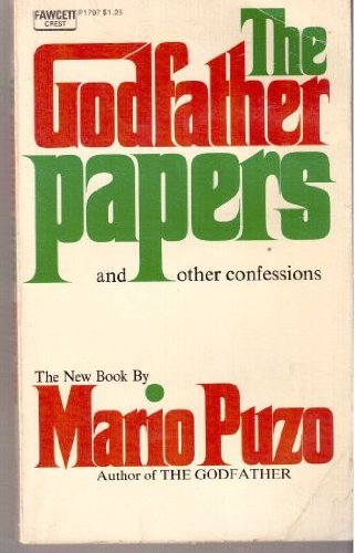 book The Godfather Papers and Other Confessions