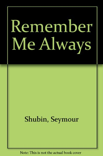 book Remember Me Always