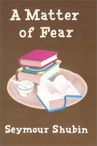 book A Matter of Fear