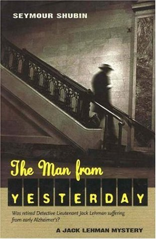 book The Man from Yesterday: A Jack Lehman Mystery