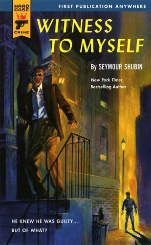 book Witness to Myself (Hard Case Crime (Mass Market Paperback))