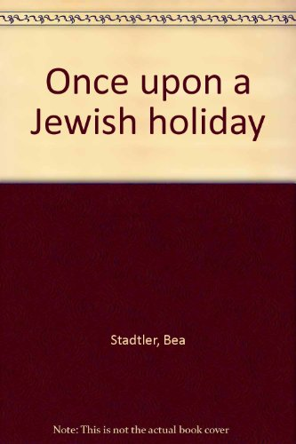 book Once upon a Jewish holiday