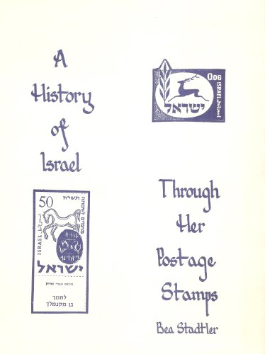 book A history of Israel through her postage stamps