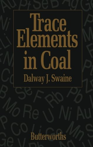book Trace Elements in Coal