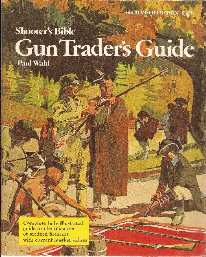 book Shooter\'s Bible Gun Trader\'s Guide