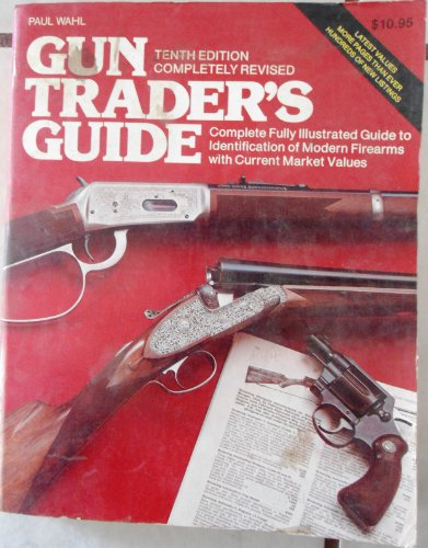 book Gun Traders Guide, 10th Ed