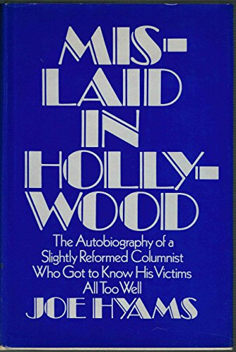 book Mislaid in Hollywood