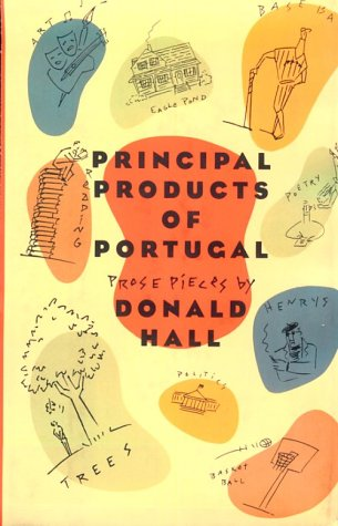 book Principal Products of Portugal: Prose Pieces