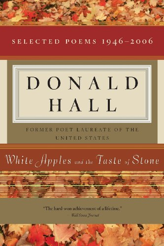 book White Apples and the Taste of Stone: Selected Poems 1946-2006