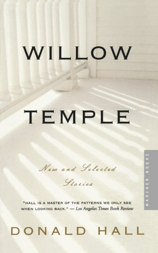 book Willow Temple: New and Selected Stories