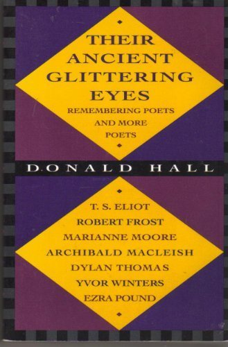book Their Ancient Glittering Eyes Paperback August 11, 1993