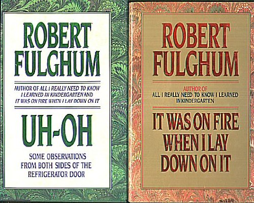 an analysis of uh oh a short story collection by robert fulghum