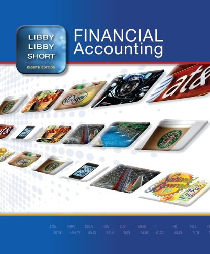 book Financial Accounting, 8th Edition