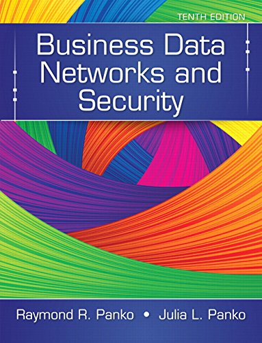 book Business Data Networks and Security (10th Edition)