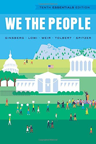 book We the People (Tenth Essentials Edition)