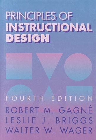 Robert joseph garofalo born january 25 1939 american conductor principles of instructional design 4th edition by gagne robert m 1992 hardcover malvernweather Choice Image