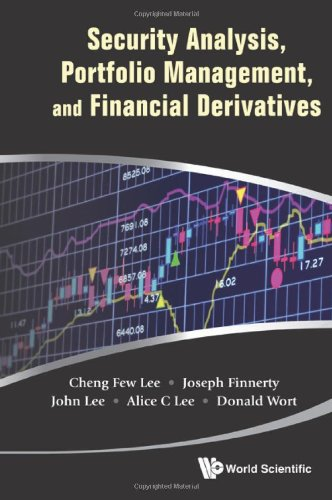 book Security Analysis, Portfolio Management, and Financial Derivatives