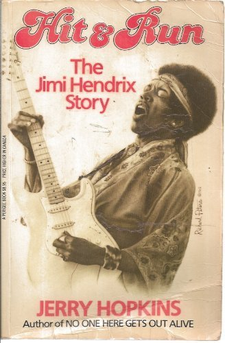 book Hit and Run: The Jimi Hendrix Story Paperback October, 1983