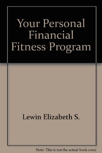 book Your Personal Financial Fitness Program