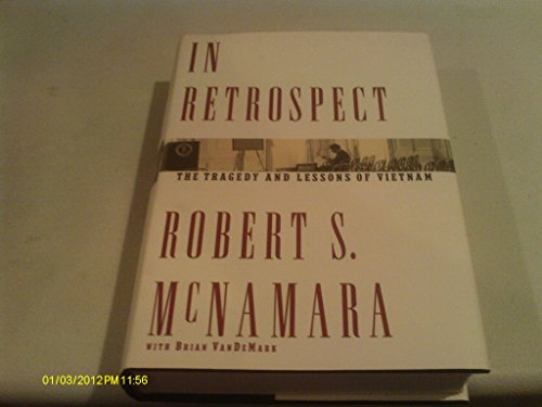 book In Retrospect: The Tragedy and Lesson of Vietnam