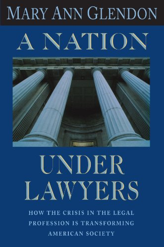 book A Nation under Lawyers