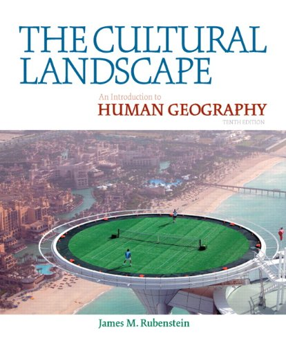 book The Cultural Landscape: An Introduction to Human Geography (10th Edition)
