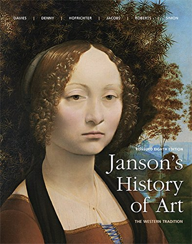 book Janson\'s History of Art: The Western Tradition Reissued Edition (8th Edition)