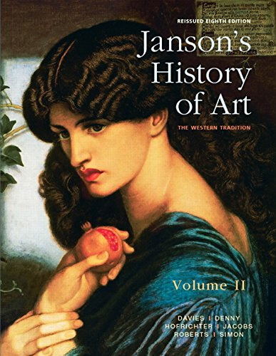 book Janson\'s History of Art, Volume 2 Reissued Edition (8th Edition)