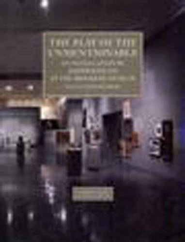 book The Play of the Unmentionable: An Installation by Joseph Kosuth at the Brooklyn Museum