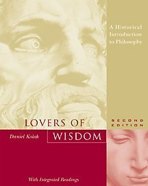 book Lovers of Wisdom: An Introduction to Philosophy with Integrated Readings (with Study Guide)