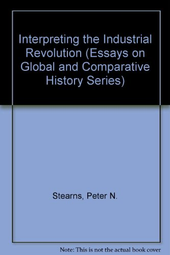 book Interpreting the Industrial Revolution (Essays on Global and Comparative History Series)
