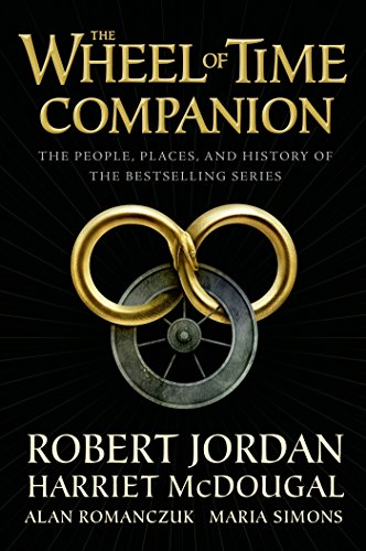 book The Wheel of Time Companion: The People, Places and History of the Bestselling Series