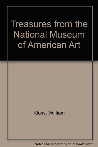 book Treasures from the National Museum of American Art